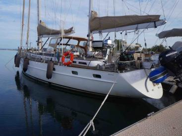 AYC International YachtBroker - JONGERT 20S -