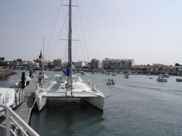 AYC Yachtbrokers - Catamaran 48' VPLP