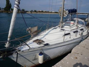 Gib Sea 37 - AYC