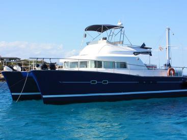 AYC International YachtBroker - LAGOON POWER 43 -