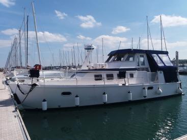 Meta Trawler 33 - Au ponton