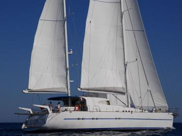AYC - Liman Ketch - Sous voiles
