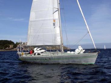 PATAGO 50 - En navigation