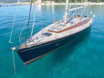 AYC International YachtBroker - Ribadeau Dumas 65