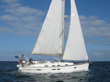 Bavaria 45 Cruiser - Sous voiles