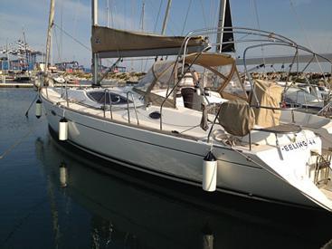 Feeling 44 - Au ponton