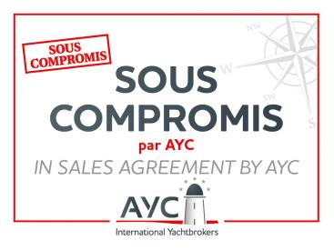 AYC International Yachtbroker - SALINA 48