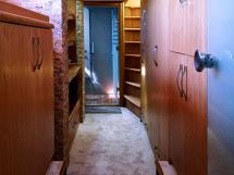 NG 66' Catamaran - Salle d'eau / buanderie de la cabine propriétaire