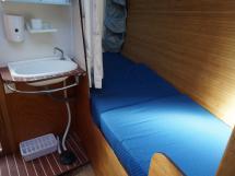 Bi-Loup 36 - Couchette centrale bâbord