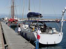 Hanse 531 - A quai