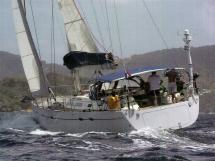 Hanse 531 - Sous voiles