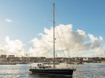 AYC Yachtbroker - JFA 45 Deck Saloon - Au moteur