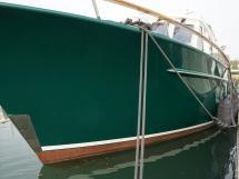 Searocco 1500 Trawler - Franc bord bâbord