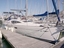 Sun Odyssey 39 DS - Au ponton