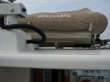 Searocco 1500 Trawler - Annexe Williamson 285 jet