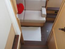 Descente coque propriétaire tribord