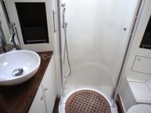 Salle d'eau Propriétaire : douche séparée