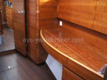 Bureau cabine avant propriétaire