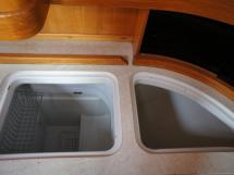 Réfrigérateur 140L et glacière 90L