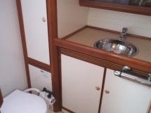 Salle d'eau arrière babord