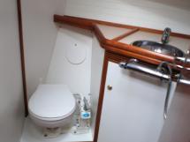 Salle d'eau Propriétaire tribord avant