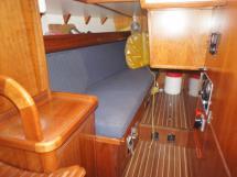 Couchette de quart arrière tribord (1 ou 2 pers)