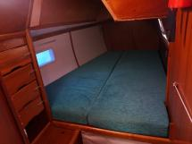 Carambola 38 - Cabine arrière tribord