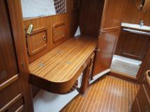 Bureau cabine avant