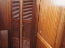 Détail porte cabine Ar.