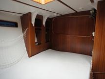 Cloison cabine fermée