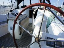 Sun Odyssey 42 i - Barre à roue