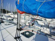 Sun Odyssey 42 i - Pied de mât