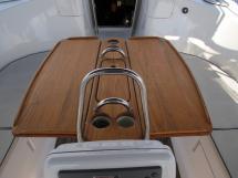 Cockpit et table