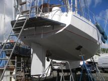 AYC Yachtbroker - Gael 43 - Carène