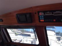 Trawler Méta King Atlantique - Ayc - Electronique Poste de pilotage