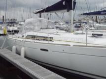 Vue latérale tribord