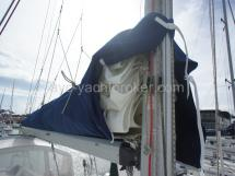 Grand voile et lasy bag