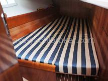 Cabine arrière tribord (lit double)
