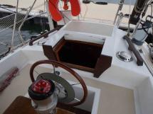 AYC YachtBroker - Cockpit