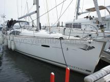 Vue du tribord