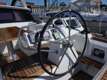 Barre à roue tribord