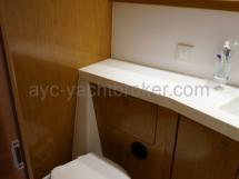 WC marin salle d'eau bâbord