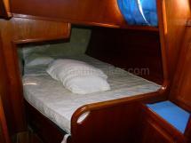 Cabine arrière bâbord