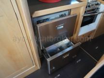 Réfrigérateur à tiroirs
