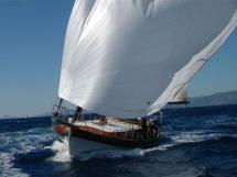 AYC Yachtbroker - Tirhandil 14.70 - Sous voiles