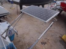 AYC Maldives 32 Bossoirs et Panneau solaire