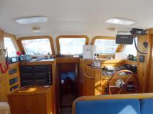 AYC Yachtbrokers - Trawler Meta King Atlantique - Carré