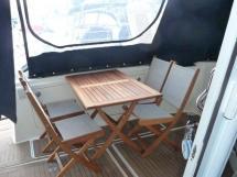 MERIDIAN 411 Sedan - Cockpit