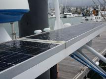 OVNI 395 - Panneaux solaires