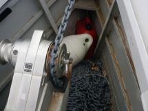 OVNI 395 - Baille à mouillage